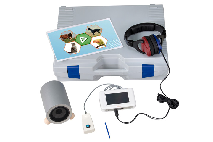 Screening Audiometer AuriCheck